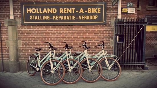 ‪Holland Rent a Bike‬
