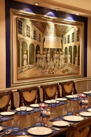 The Bristol Hotel: Zaffran - Awadhi Cuisine Restaurant