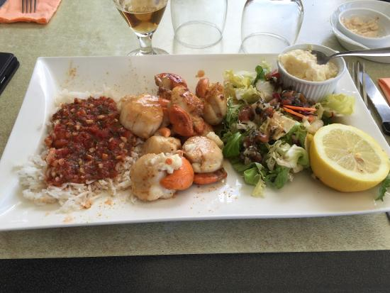 Restaurant Pili Pili Fos Sur Mer