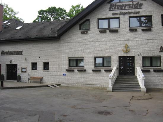 Hotel Riverside Berlin Tegel