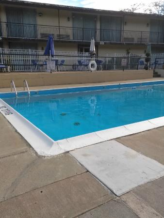 Niantic Motel: Pool