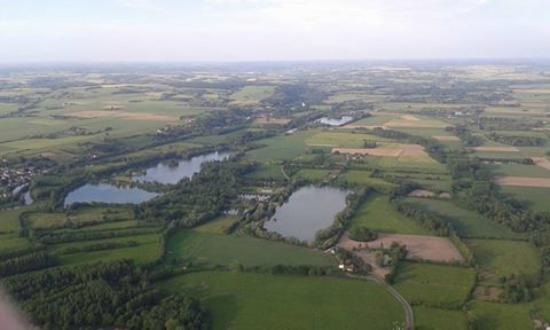 Ballon Plaisir : Vol au-dessus du Loir