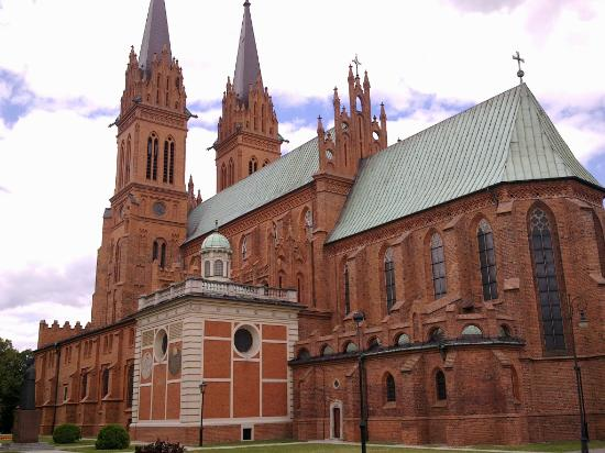 Basilica Cathedral of the St. Mary Assumption, Wloclawek, Poland