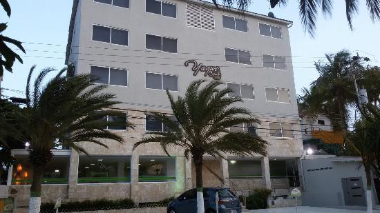 Yaque Beach Hotel: Hotel Yaque Beach