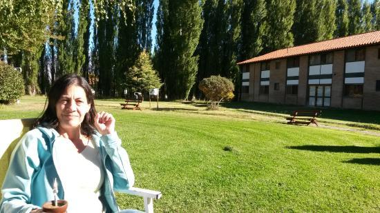 Hotel Valle Andino: Al sol de Los Andes Mendocinos