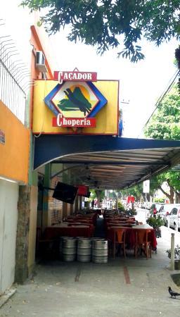 Caçador Praça Afonso Pena