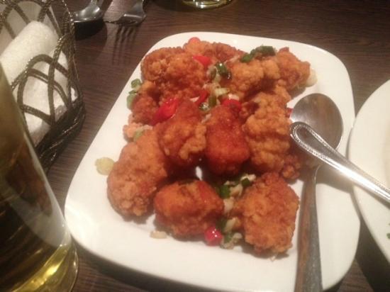 Sukawatee: Crispy Chicken - delicious