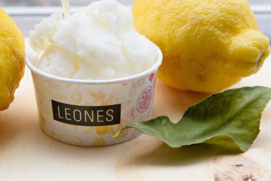 Leones Gelato: Leones - Gelato al limone