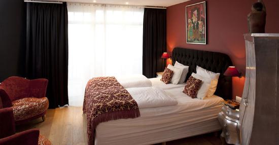 Hotel Noordzee : Botero Room