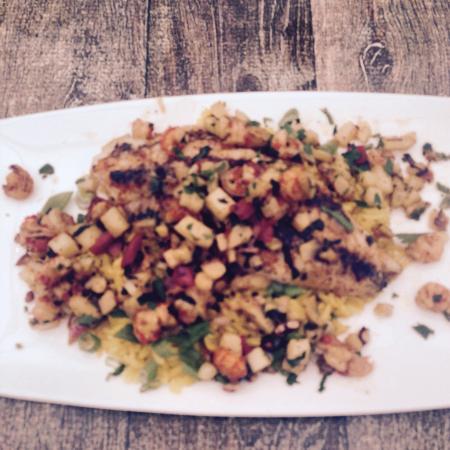 Rachel's Waterside Grill: Catfish