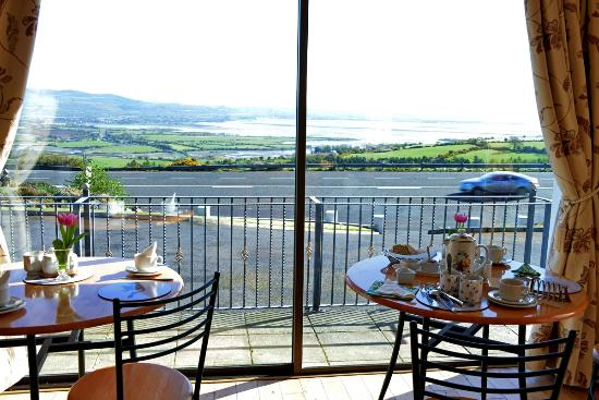 Seaview Guesthouse : Breakfast View