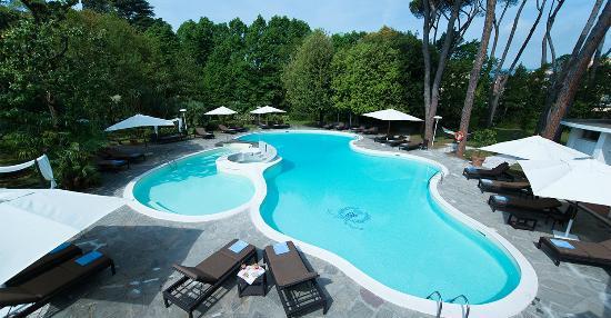 Grand Hotel & La Pace: Nuova piscina