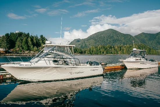 WardoWest Tofino Sportfishing