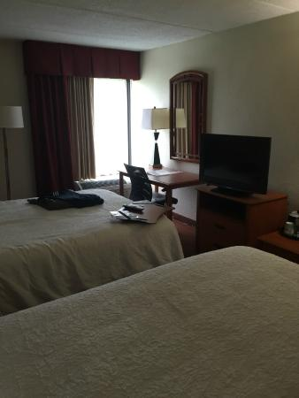 Hampton Inn Milford: Room