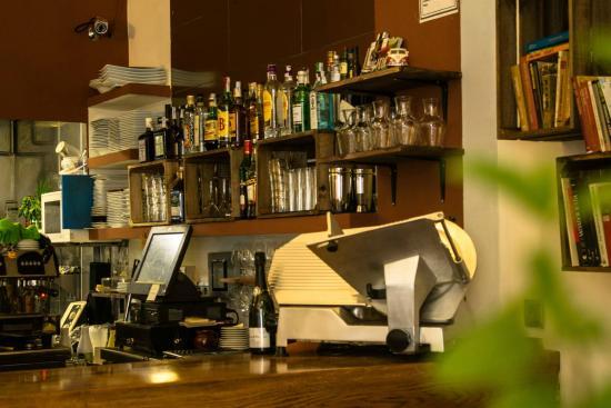 imagen mura mura osteria cafe en Málaga