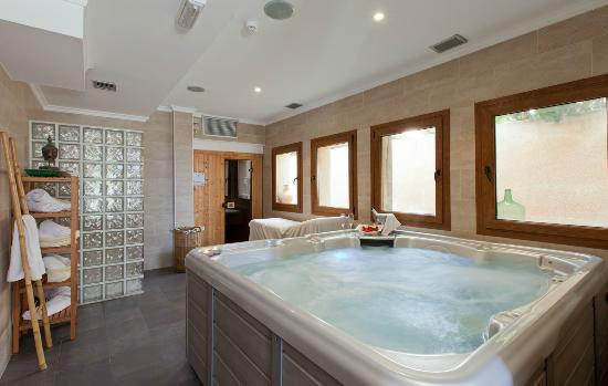 Hotel Palau Verd: Wellness