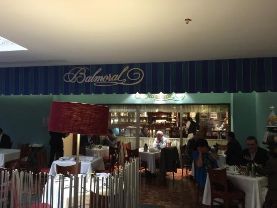 Balmoral Mexico City Polanco Menu Prices Restaurant Reviews Tripadvisor