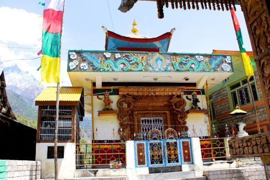 Kamru Fort: Kamru Temple