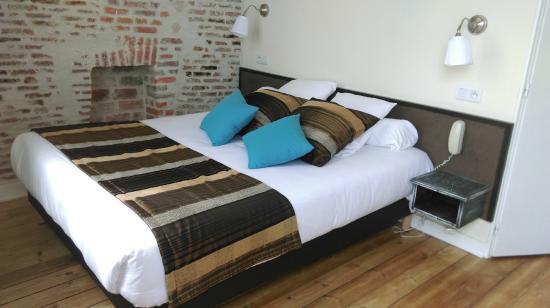 Hotel de la Paix: chambre rénovée
