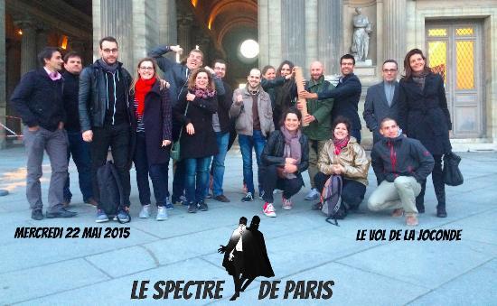 Le Spectre de Paris