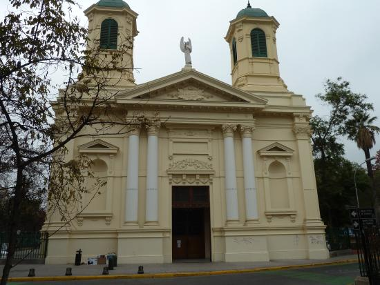 Iglesia de Los Santos Angeles Custodios