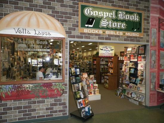 Berlin, OH: Gospel Book Store