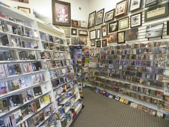 Берлин, Огайо: Large selection of music.