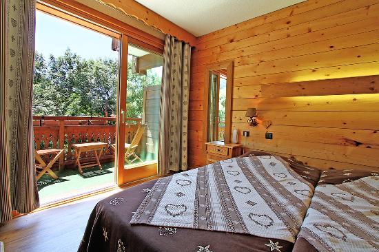 Hotel Le Vermont: Chambre twin