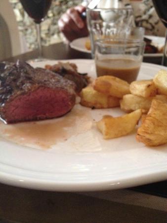 L'ecurie de la Marquise : Steak