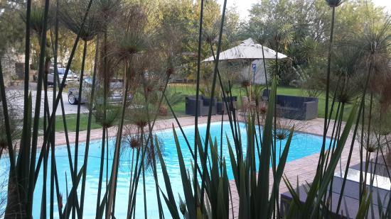 Ruslamere Hotel, Spa & Conference Centre: The swimmingpool
