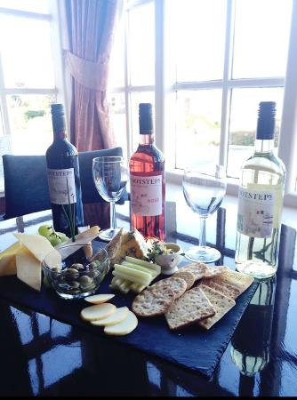 The Crown Hotel: Cheese and Wine