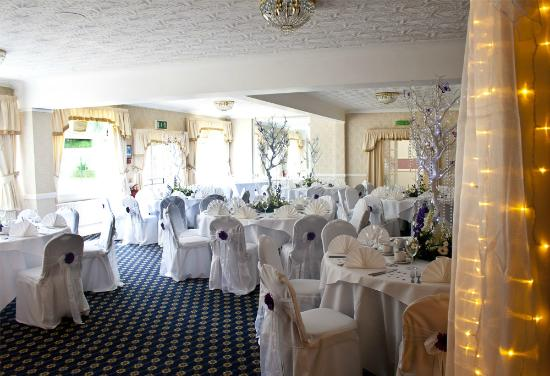 The Crown Hotel: Wedding in Function room