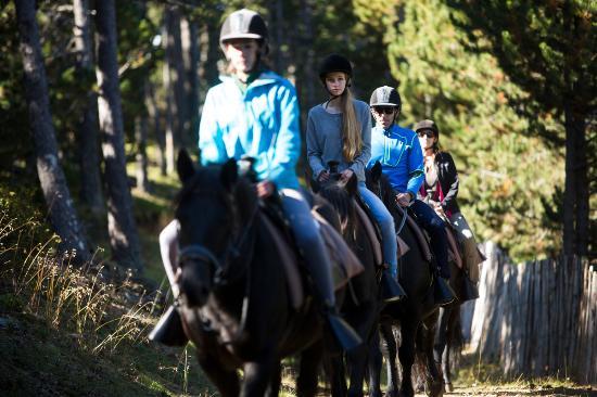Andorra: Naturlandia, equitación - équitation
