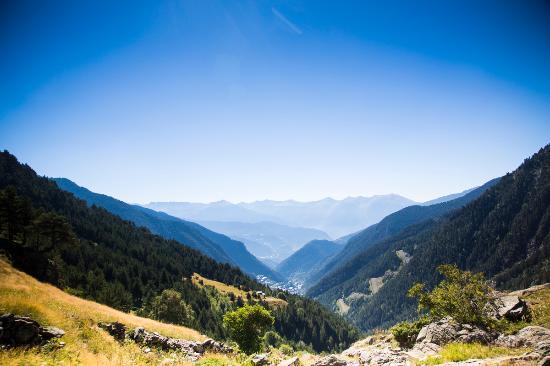 Andorra: Parque Natural de los Valles del Comapedrosa - Parc Naturel des vallées du Comapedrosa