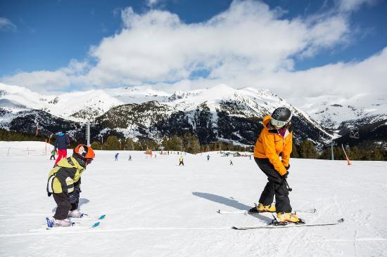Andorra: Grandvalira, Esquí - Grandvalira, Ski