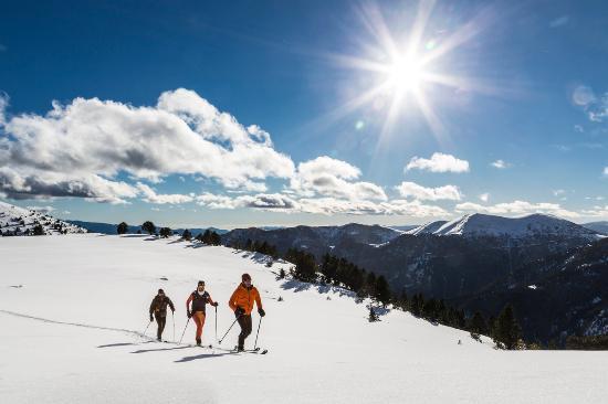 Andorra: Vallnord, esquí de montaña - Vallnord, ski de randonnée