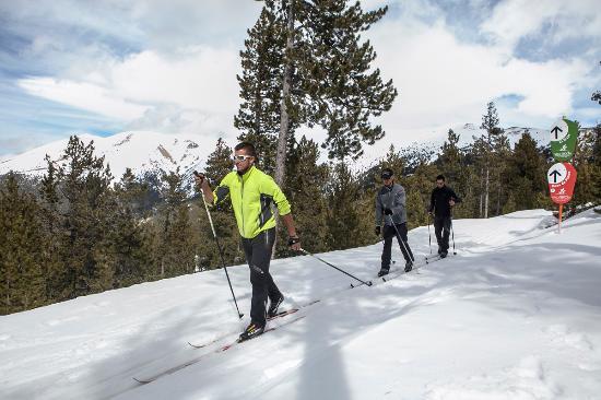 Andorra: Naturlandia, esquí de fondo - Naturlandia, ski de fond
