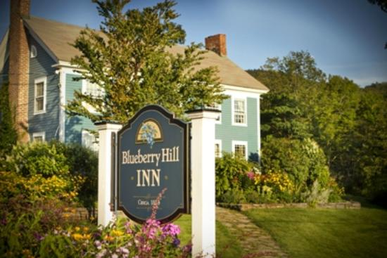 Welcome to Blueberry Hill Inn