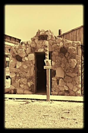 Shave And A Haircut Picture Of Castle Dome Mines Museum Ghost