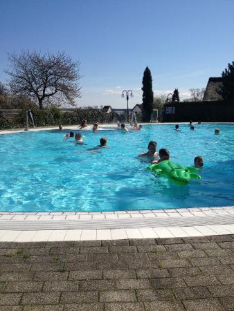 Ostsee Therme: Becken aussen