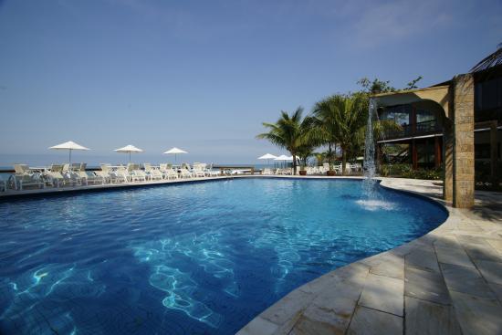 Piscina picture of coconut 39 s maresias hotel maresias for 7 piscinas sagradas maui