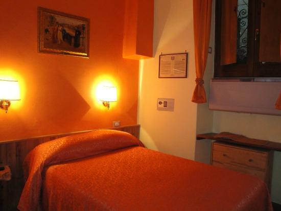 Hotel Santa Croce: Camera - Room