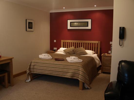 Laxton, UK: Room 8