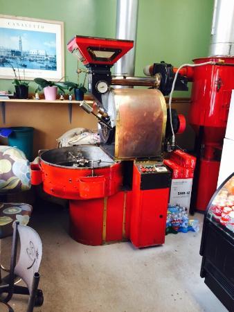 San Marco Coffee Roasting