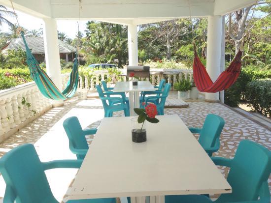 Terraza Picture Of Casa De Las Flores Tropical Lodge Hotel