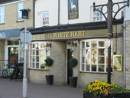 McCafferty's at The White Hart