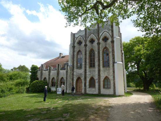 Park Pfaueninsel: Abbey