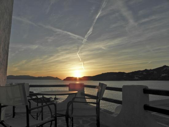 Psili Ammos: Sea view