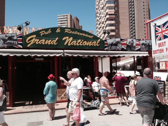The Grand National: Gn