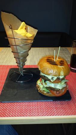 Ibis Kaunas Centre: Yummy dinner